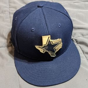 NFL denim style hat dallas cowboys